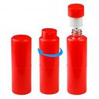 Пластик-винт 10 мл. красный