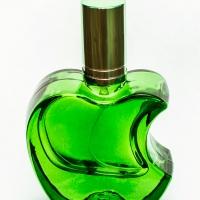 Эпл 20 мл. зелёный + микроспрей металл