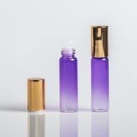 Роллер для масла, фиолетовый, стекло 6 мл.