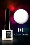 № 01 Retro White - Классический Белый
