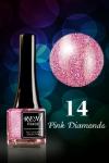 № 14 Jewel Pink - Драгоценный Розовый