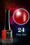 № 24 Deep Red - Глубокий Красный