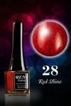 № 28 Red Shine - Красное Сияние