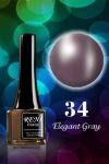 № 34 Perfect Grey - Совершенный Серый