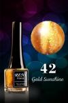 № 42 Gold sunshine - Солнечный Свет