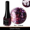 № 49 Glam Ruby - Великолепный Рубин