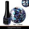 № 51 Sapphire Glow - Сияние Сапфира
